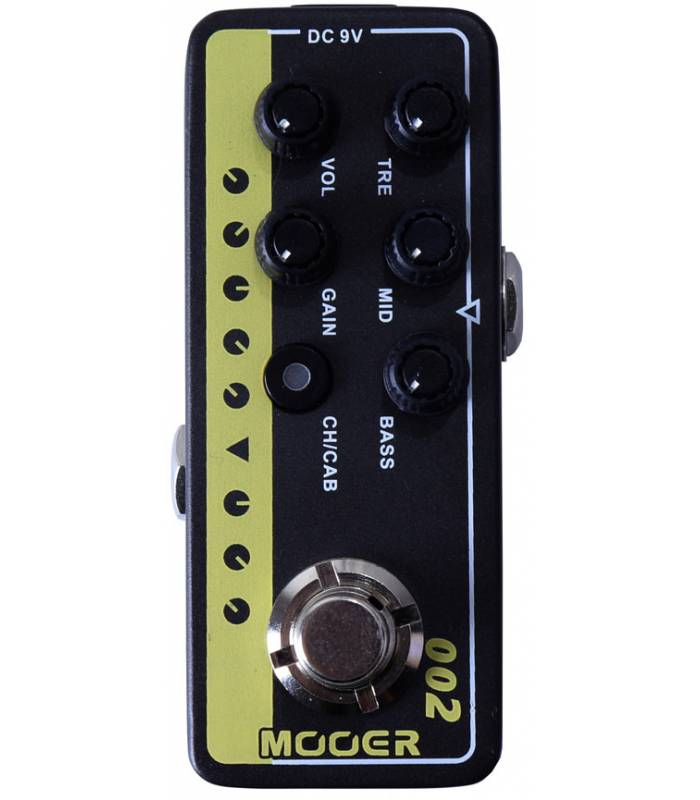 Mooer Micro Preamp 002