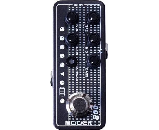 Mooer Micro Preamp 008
