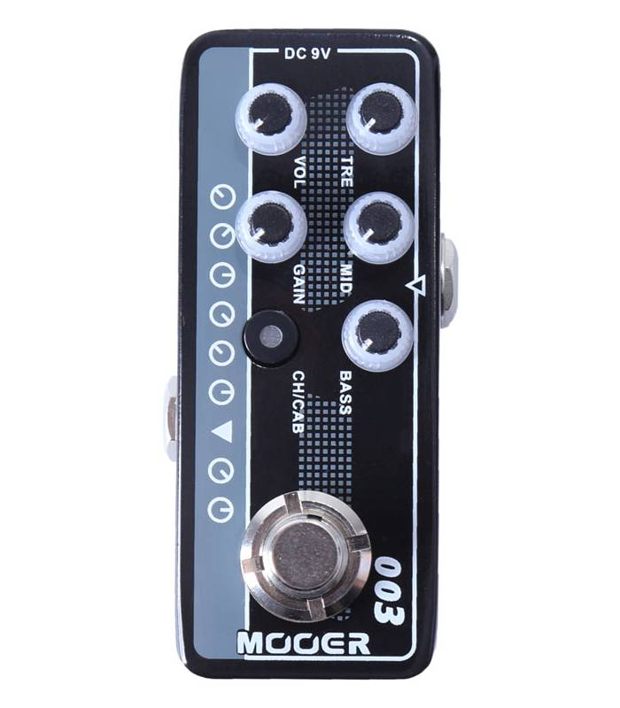 Mooer Micro Preamp 003