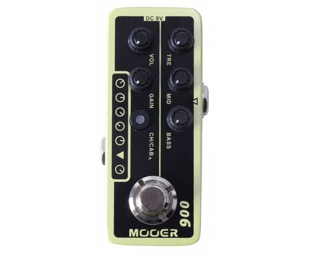 Mooer Micro Preamp 006
