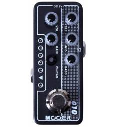 MOOER - MICRO PREAMP 010 TWO STONE