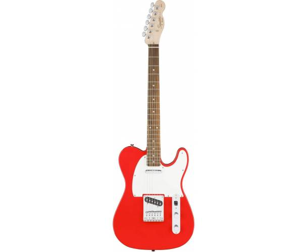 SQUIER - AFFINITY SERIES TELECASTER RACE RED
