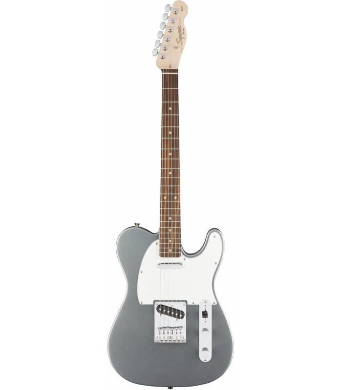SQUIER - AFFINITY SERIES TELECASTER SLICK SILVER