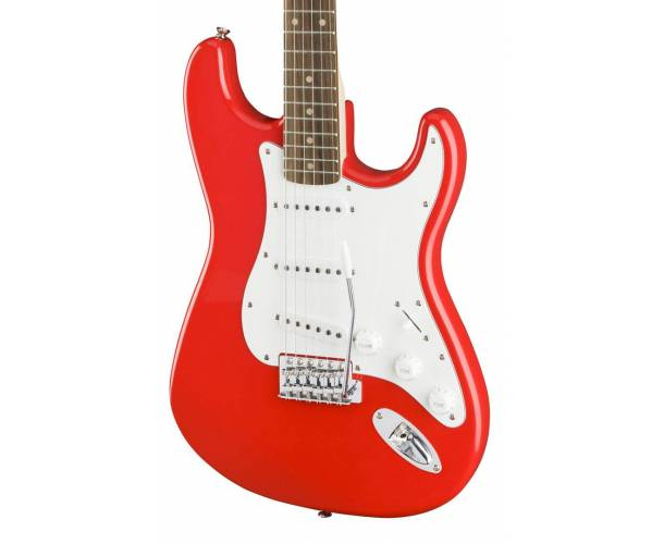 SQUIER - AFFINITY SERIES STRATOCASTER RACE RED