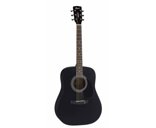 CORT - AD810BKS ACOUSTIQUE BLACK