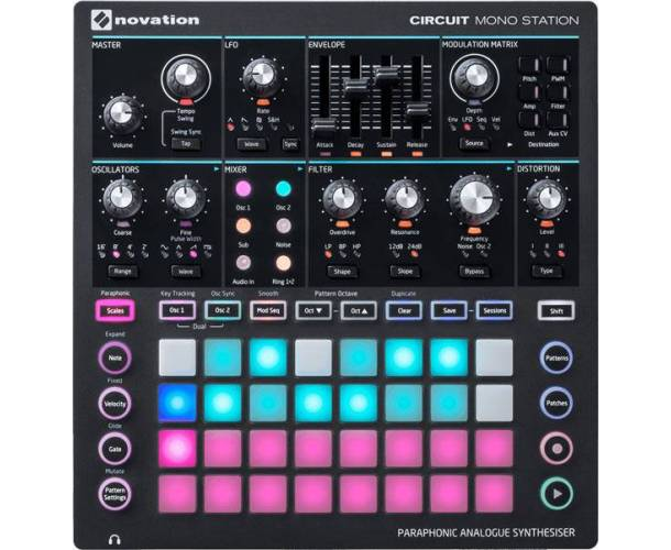 NOVATION - CIRCUIT MS