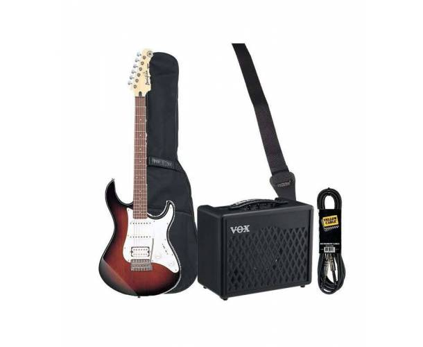 PACK ELECTRIQUE YAMAHA PACIFICA OVS