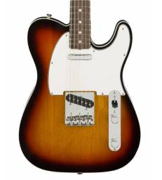 FENDER AMERICAN ORIGINAL TELECASTER 60S 3 COLOR SUNBURST