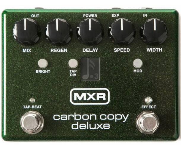 MXR - CARBON COPY DELUXE ANALOG DELAY