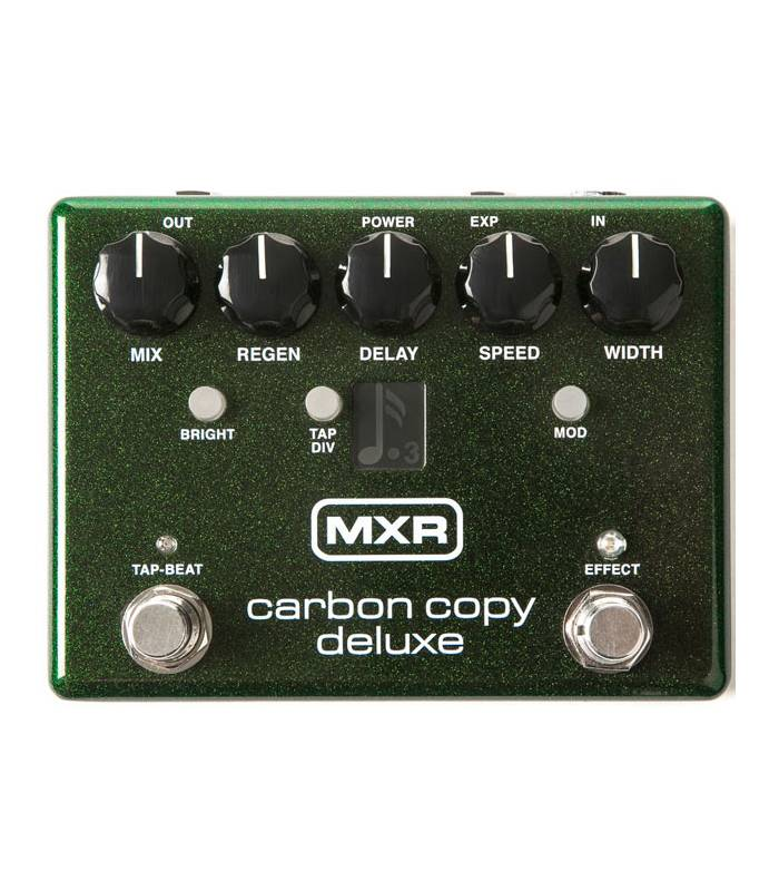 MXR - CARBON COPY DELUXE ANALOG DELAY