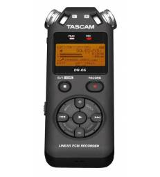 TASCAM DR-05 ENREGISTREUR STEREO PCM/MP3