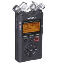 TASCAM DR-40 ENREGISTREUR 4 PISTES PCM/MP3