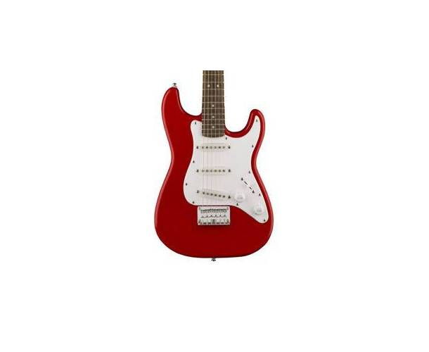 SQUIER - Mini stratocaster Indian Laurel Fingerboard Torino Red