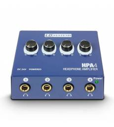 LD SYSTEMS HPA4 AMPLI CASQUE