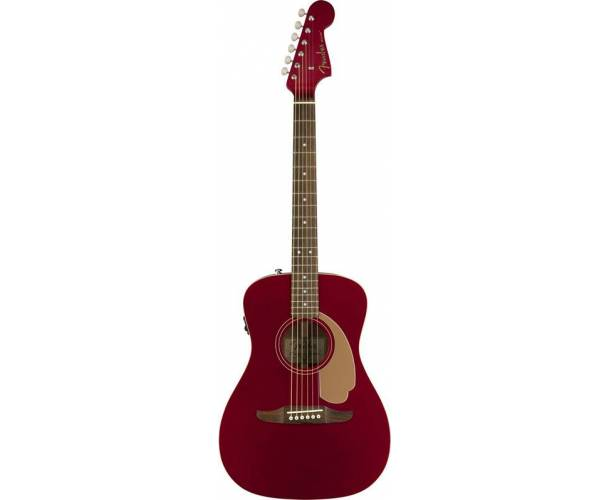FENDER MALIBU PLAYER CANDY RED