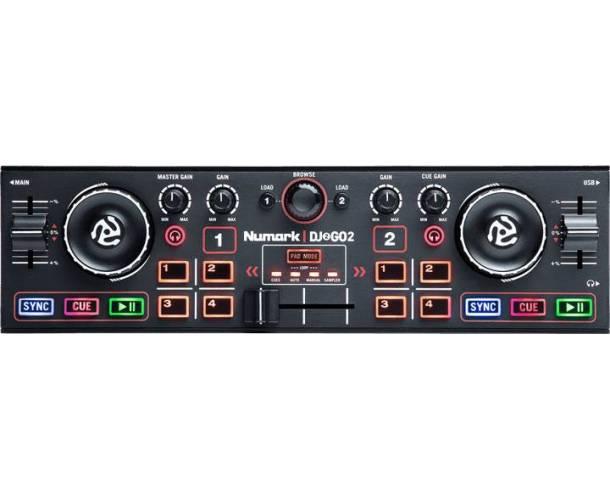 NUMARK - DJ2GO2 CONTROLEUR DJ