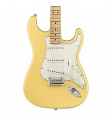 FENDER - PLAYER STRATOCASTER SSS BUTTERCREAM MN