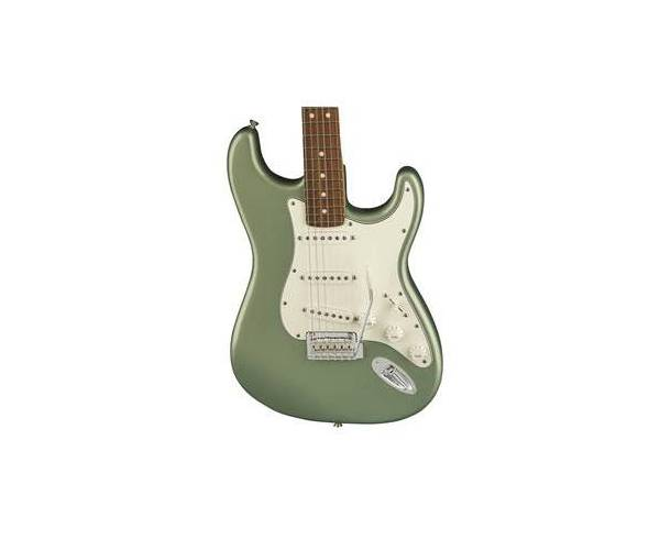 FENDER - PLAYER STRATOCASTER SAGE GREEN METALLIC PF