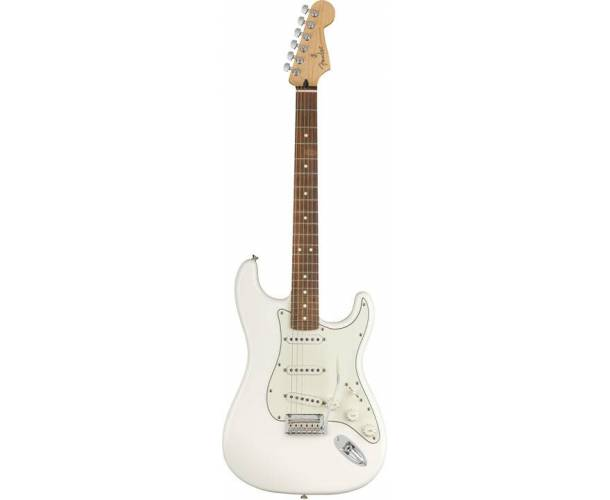 FENDER - PLAYER STRATOCASTER PEARL WHITE PF