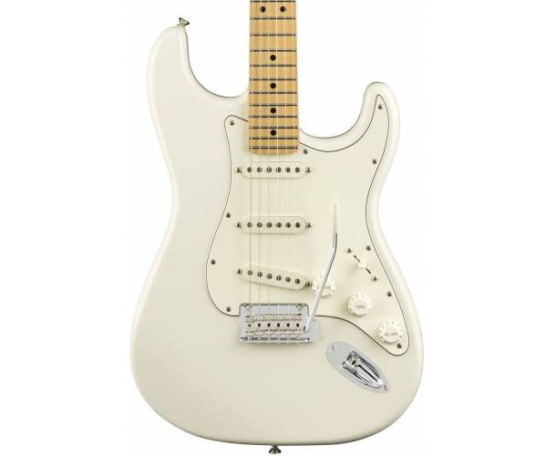FENDER - PLAYER STRATOCASTER PEARL WHITE MN
