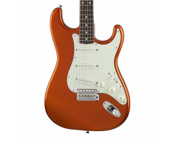 FENDER MIJ TRADITIONAL STRATOCASTER 60s CANDY TANGERINE