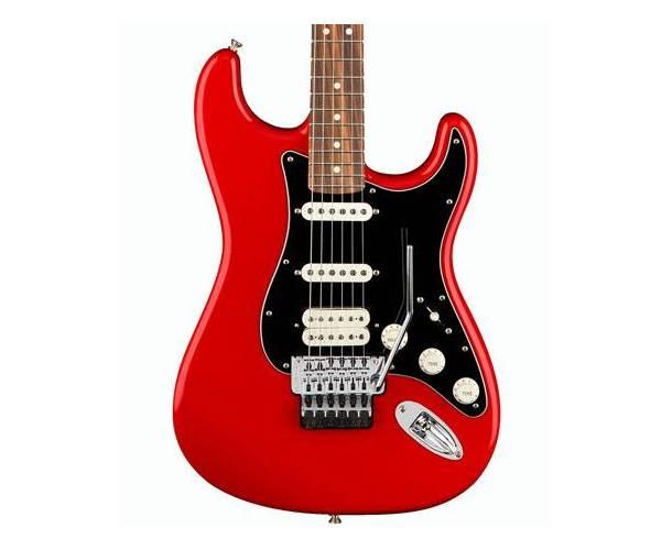 FENDER-PLAYER STRATOCASTER® FLOYD ROSE® HSS SONIC RED