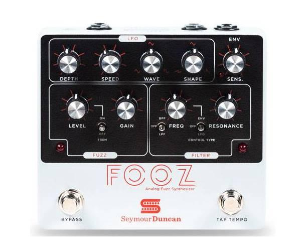 FOOZ Analog Fuzz Synthesizer