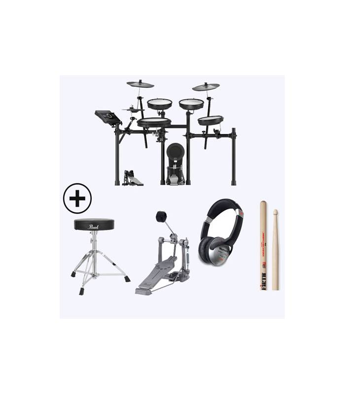 HURRICANE MUSIC ROLAND - V-DRUMS TD-17KV PACK