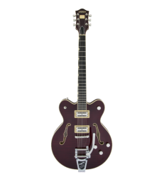 GRETSCH - G6609TFM-DCH PLAYERS EDITION BROADKASTER DARK CHERRY