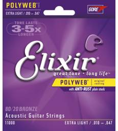 ELIXIR - POLYWEB EXTRA LIGHT 10-47