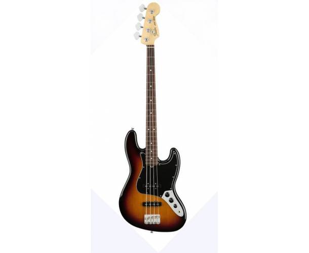 FENDER - AMERICAN PERFORMER JAZZ BASS RW 3 COLOR SUNBURST