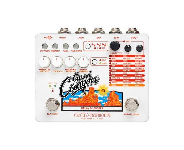 ELECTRO HARMONIX - GRAND CANYON