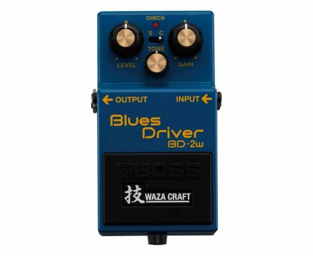 BOSS - BLUES DRIVER BD-2W