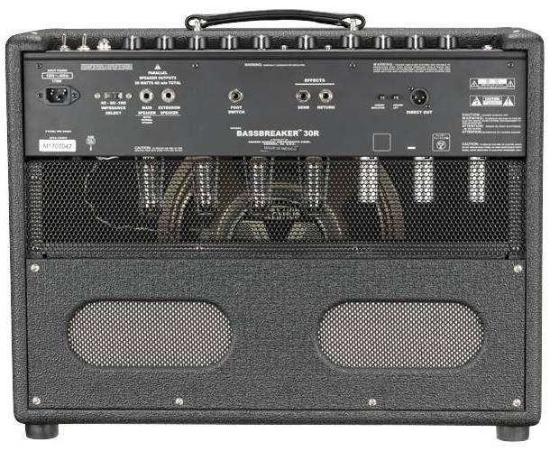 FENDER - BASSBREAKER 30R COMBO 230V