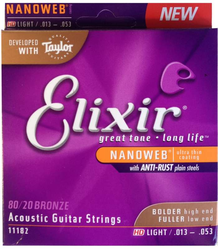 ELIXIR - NANOWEB  HD LIGHT 13-53