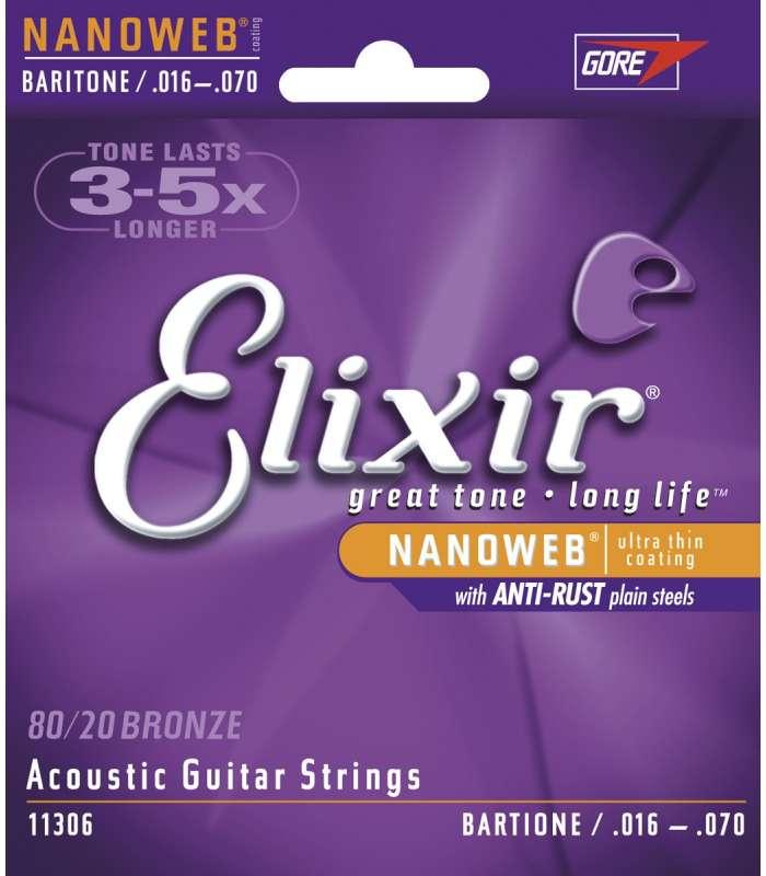 ELIXIR - NANOWEB BARITON 16-70
