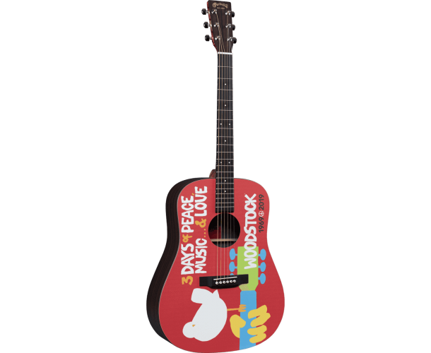 MARTIN - DX 50TH ANNIVERSARY WOODSTOCK