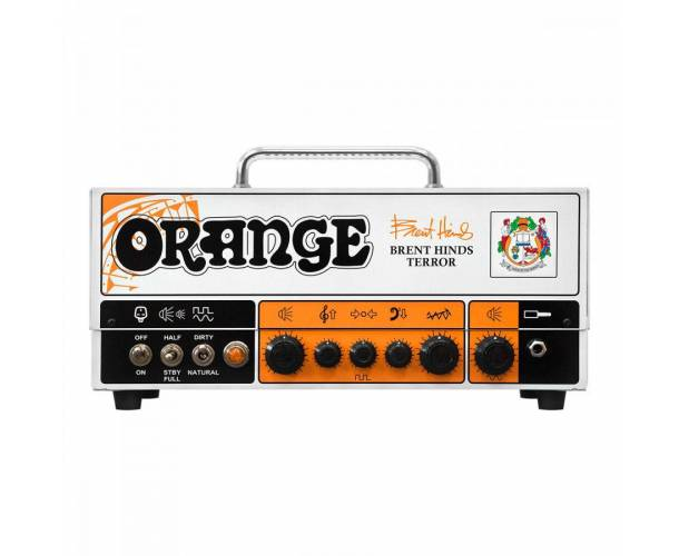 ORANGE - BRENT HINDS SIGNATURE TERROR 15W
