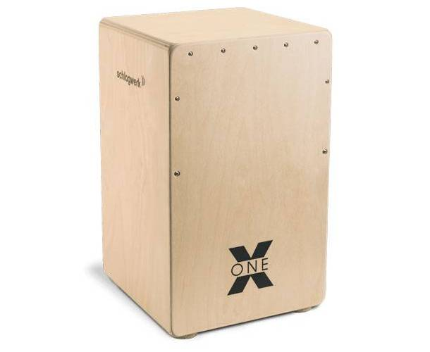 SCHLAGWERK PSC CP101 CAJON X ONE NATUREL