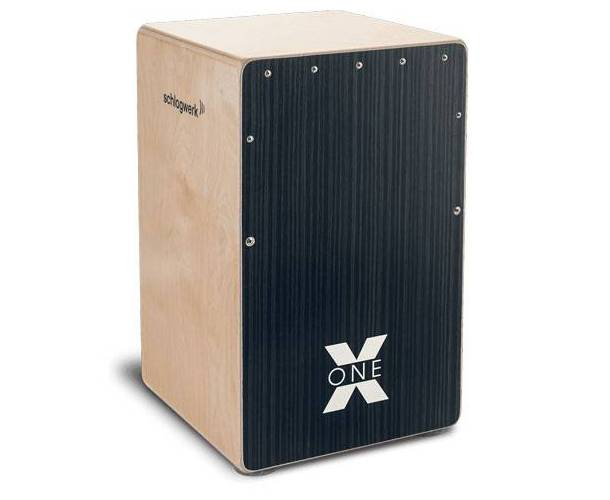 SCHLAGWERK CAJON PSC CP160 X ONE  HARD COAL STRIPES