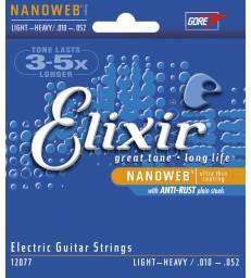 ELIXIR - NANOWEB LIGHT HEAVY 10-52