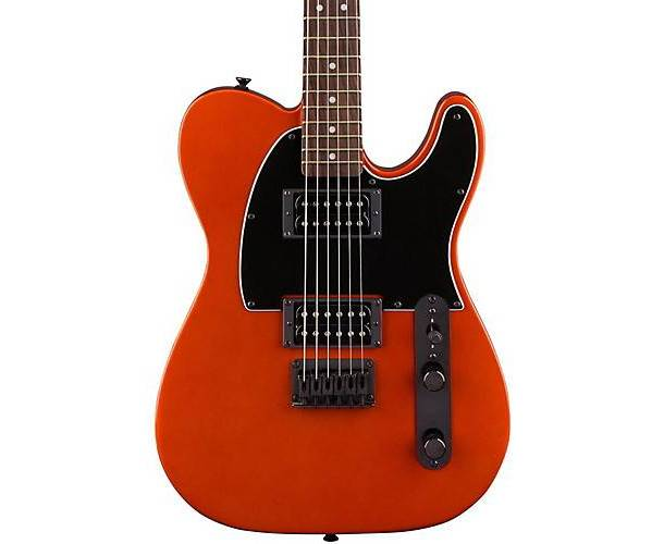 SQUIER - FSR AFFINITY SERIES TELECASTER HH METALLIC ORANGE