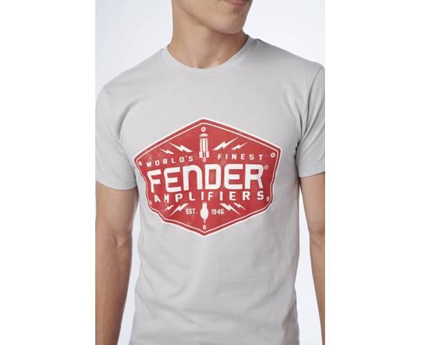 FENDER - Fender® Boys Rockabilly T-Shirt  Black  L (10yr)