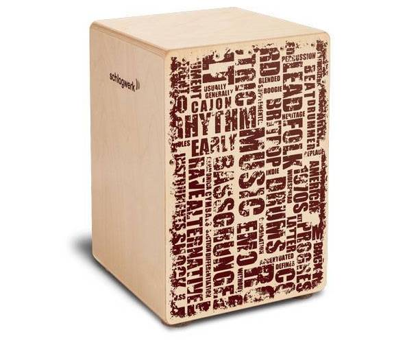 SCHLAGWERK CAJON PSC CP119 X ONE STYLES MEDIUM