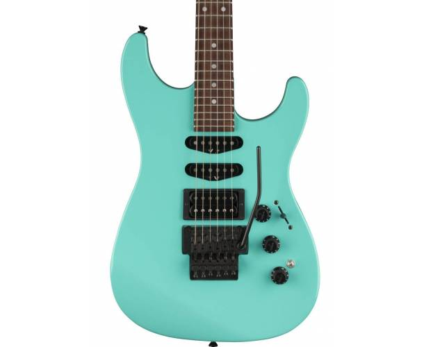 FENDER -LIMITED EDITION HM STRAT ICE BLUE