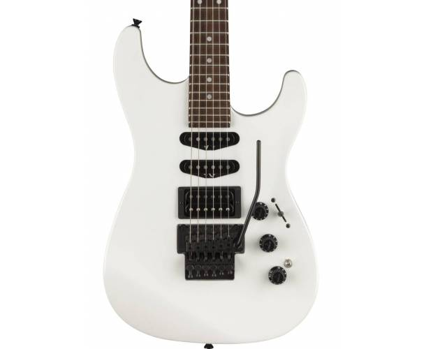 FENDER -LIMITED EDITION HM STRAT BRIGHT WHITE