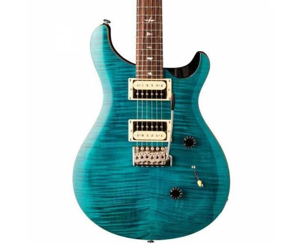 PRS GUITARS SE CUSTOM 24 SAPPHIRE BLUE