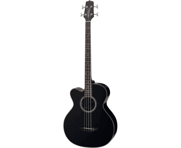 TAKAMINE - GB30CELH-BLK BLACK GAUCHER