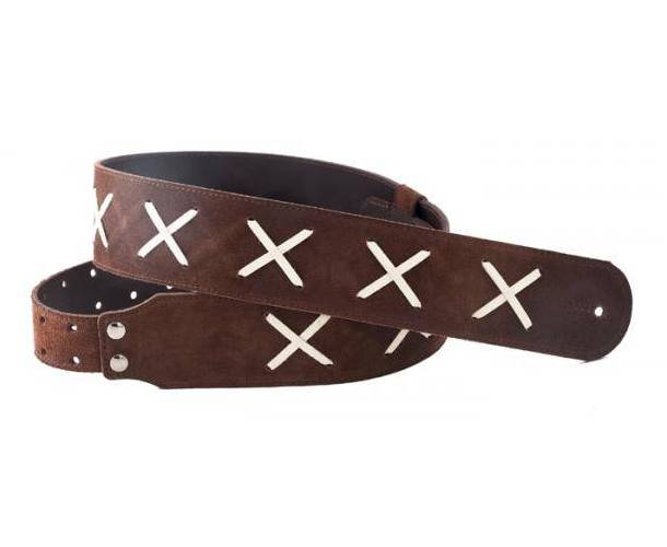 RIGHTON SPECIAL DG STRAP BROWN