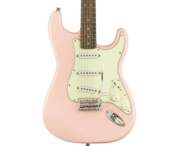 SQUIER - FSR CLASSIC VIBE STRATOCASTER 60s SHELL PINK